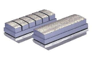 Diamond fickert used for polishing and sanding granite slabs Diamant Domo